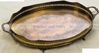 Trays for Greek Orthodox wedding