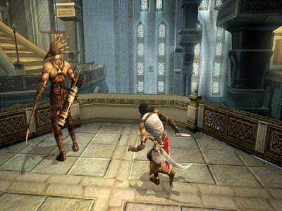 Prince of Persia Les Sables du Temps Screenshot 1