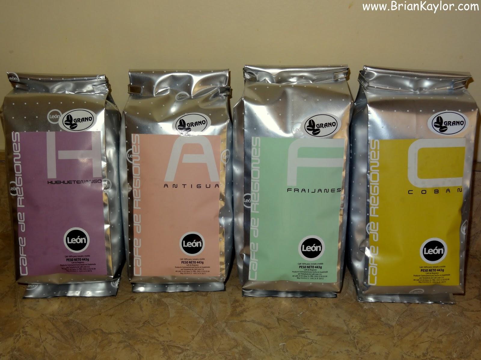 Great Guatemalan Coffee Taste Test