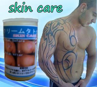 Obat Penghilang tattoo, Cream Penghilang tattoo permanent, Cara menghapus tattoo permanent, Oil Penghilang Tattoo Permanent