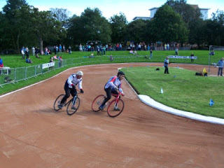 The British Veterans over 50s and over 60s Individual Championships of Cycle Speedway