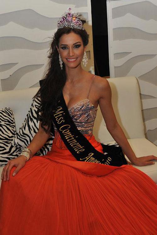 Miss World Peru 2012