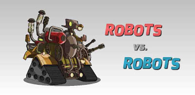 Robots Vs Robots Tower Defense Game Android