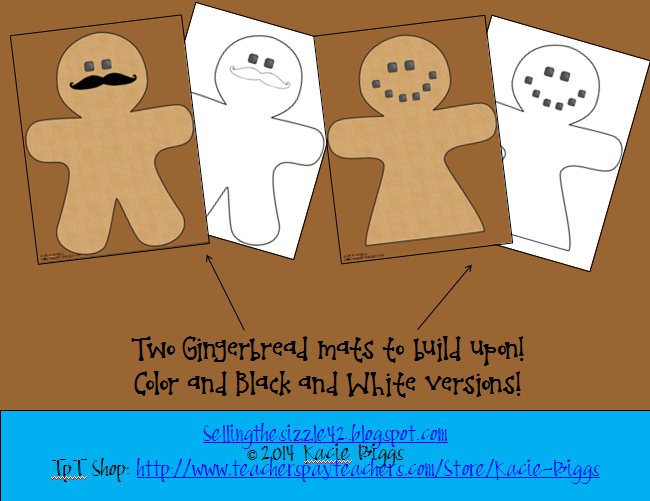 http://www.teacherspayteachers.com/Product/Differentiated-Gingerbread-Literacy-Craft-or-Center-1079542