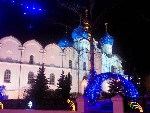 Кафедральный благовещенский собор
