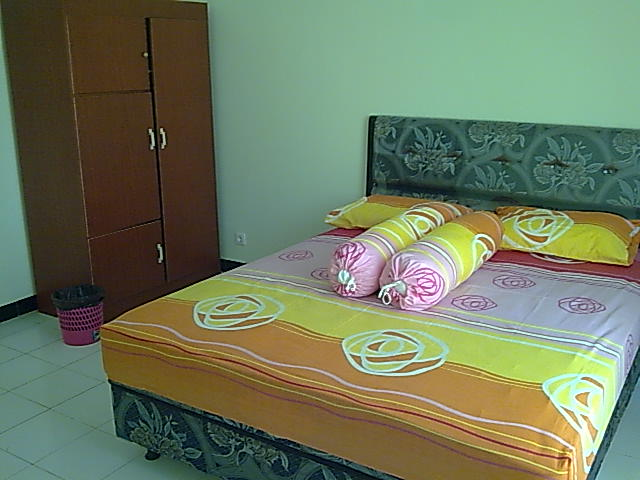 tempat tidur utk type 5kt -/+ sama