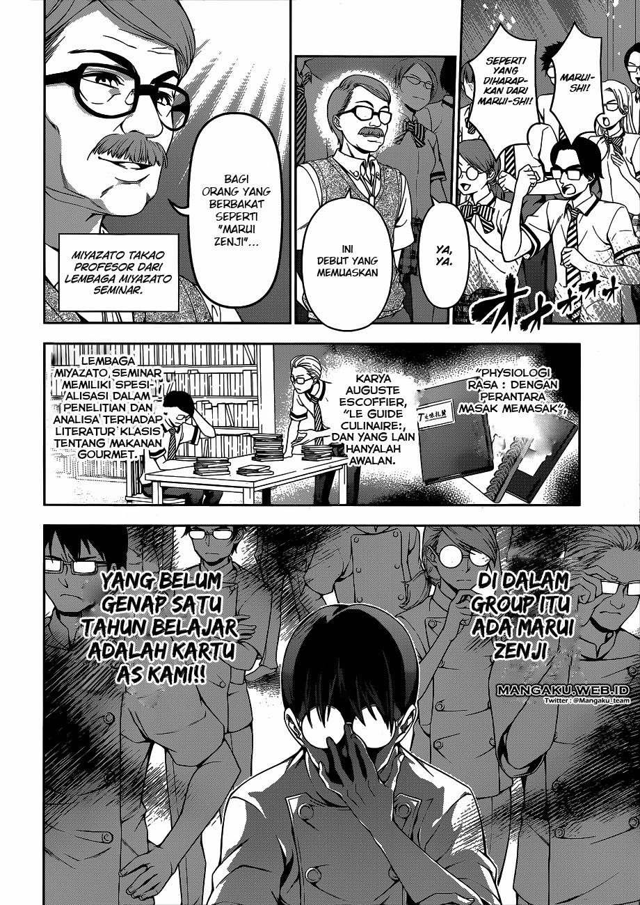 Shokugeki no Souma Chapter 55-6