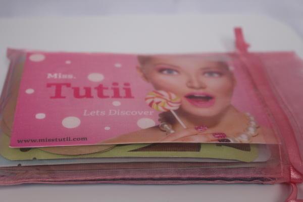 Miss Tutii TutiiMask