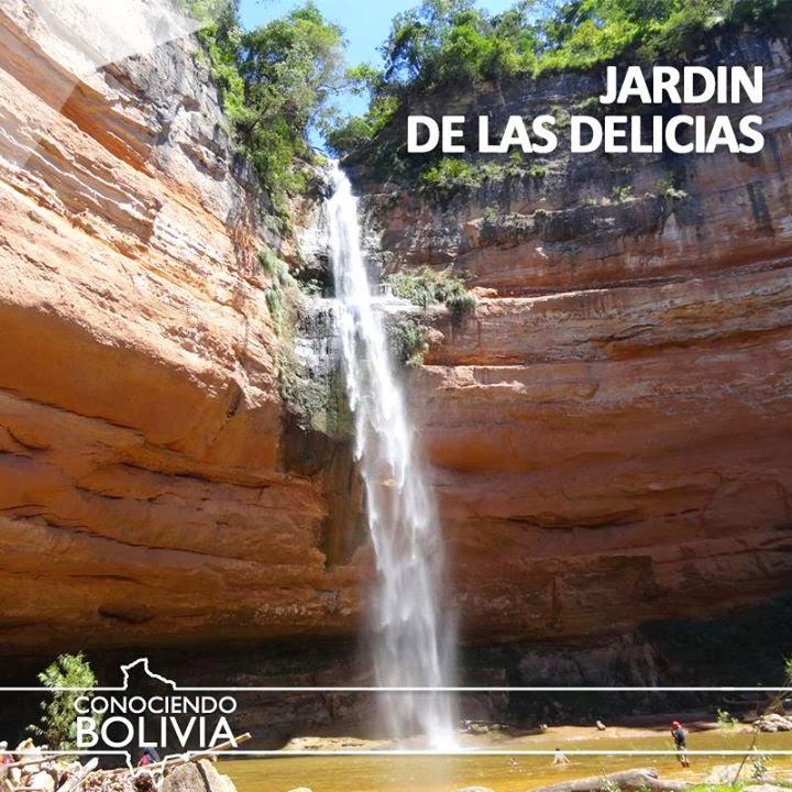 Santa cruz lugares turisticos jardin de las delicias for Jardin de las delicias