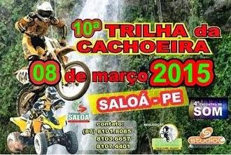 10º Trilha da Cachoeira