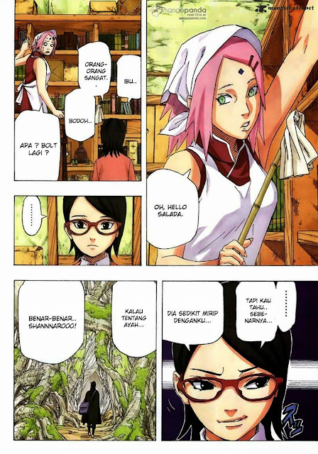 Naruto - Chapter:700 - Page:19