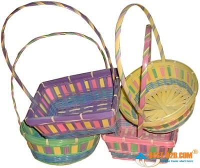 Bamboo Easter Basket7