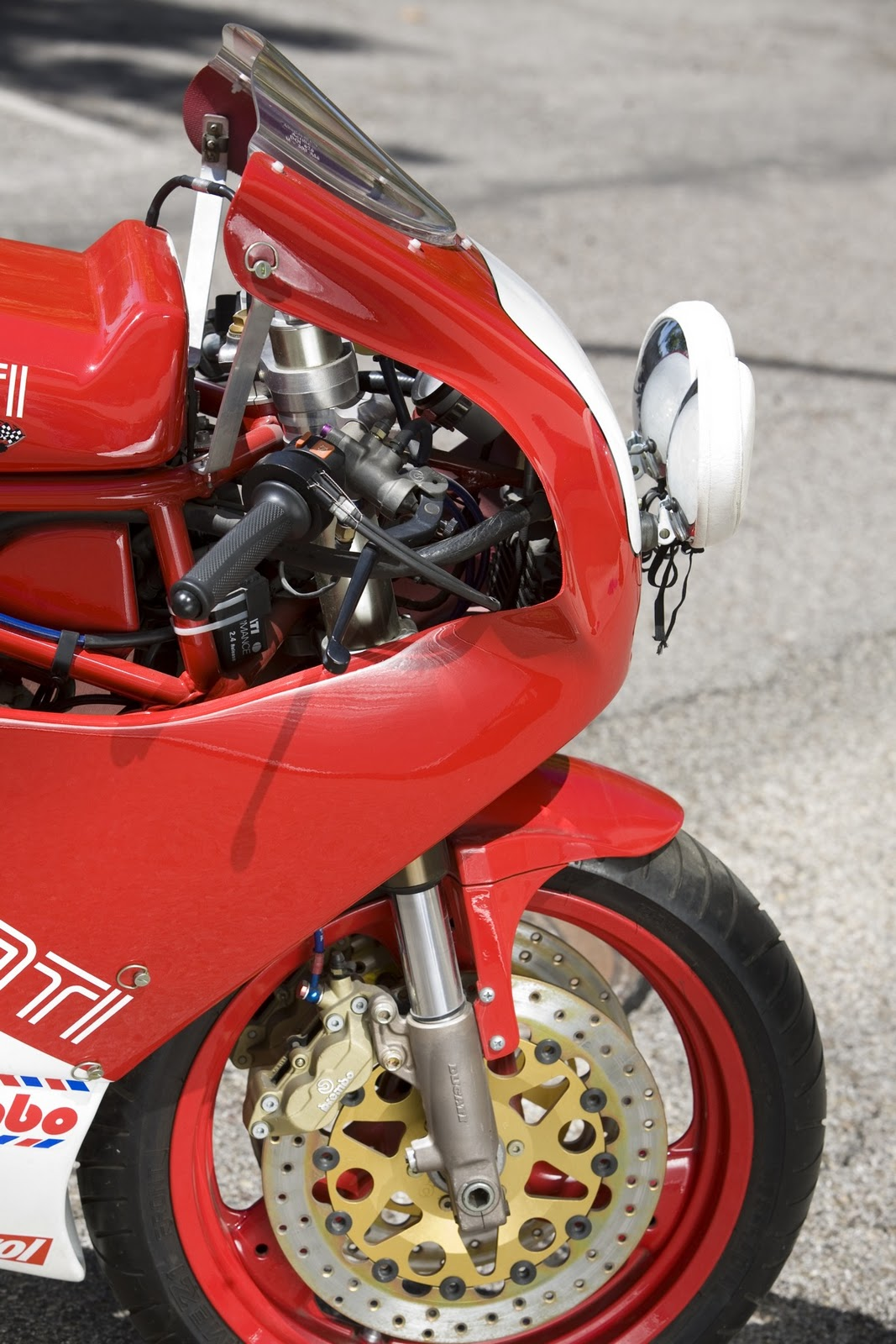 Radical Ducati S.L.: 750 DAYTONA By Radical Ducati (2011