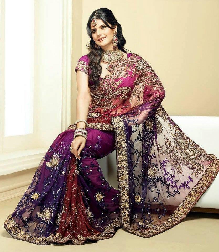 Modern Sarees Wedding