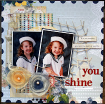 You Shine featured on Webster's Pages Inspire Me