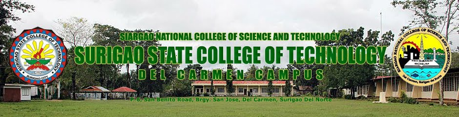 Siargao National College of Science and Technology, SSCT-Del Carmen Campus