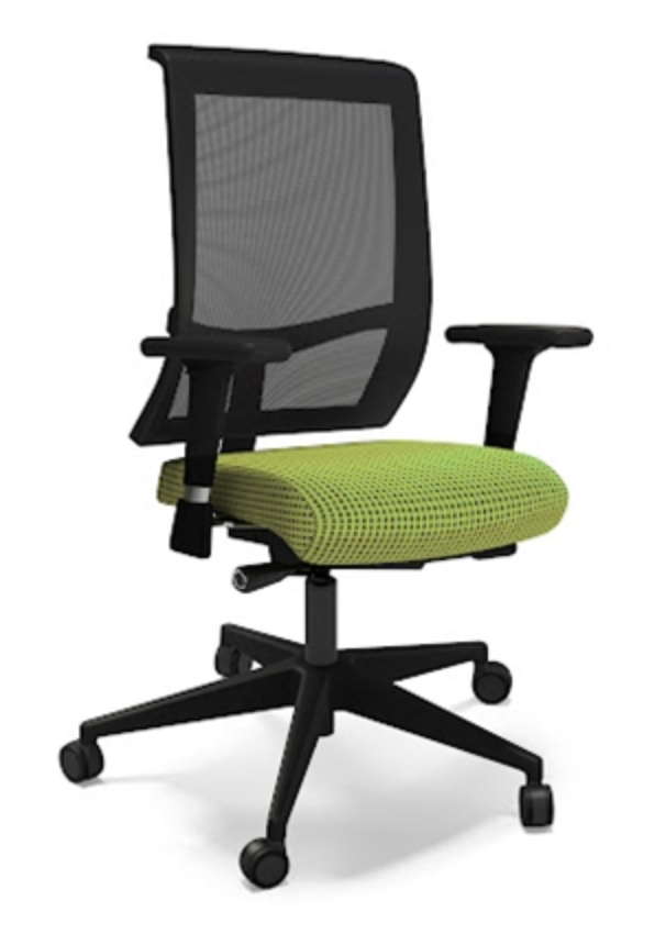 Mayline Mesh Swivel Chair