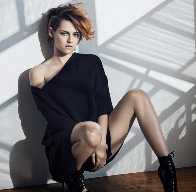 Kristen Stewart en Vanity Fair francés