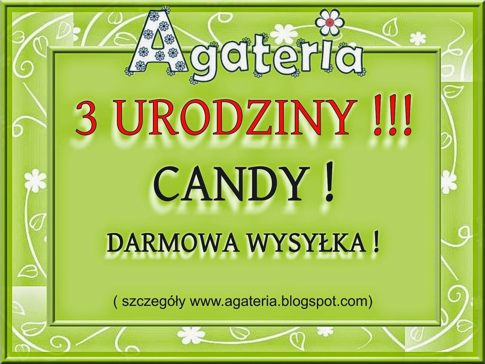 Candy Agateria
