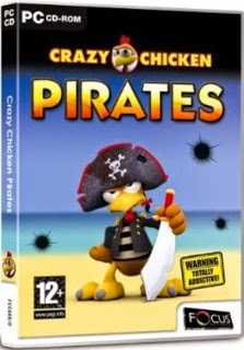 Crazy Chicken Pirates Game
