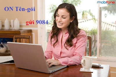 Cú pháp đăng ký 3G Mobifone gói F70, F90, F120 dung lượng khủng