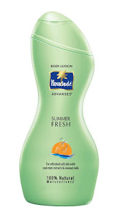 Parachute Advansed Body Lotion- Summer Fresh