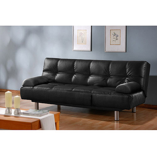 atherton home manhattan convertible futon sofa bed