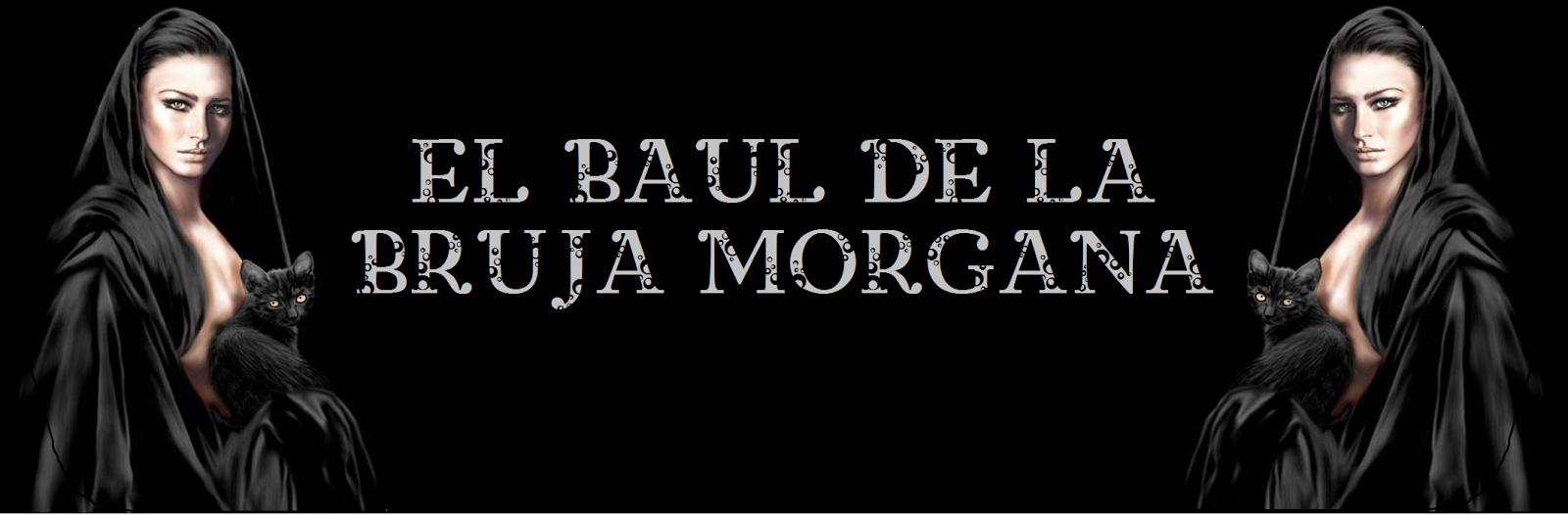 El baul de la Bruja Morgana