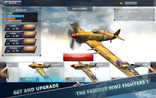 WW2 Aircraft Battle 3D v1.0.2 [Mod Money] - andromodx