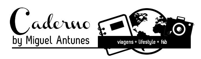 Caderno by Miguel Antunes
