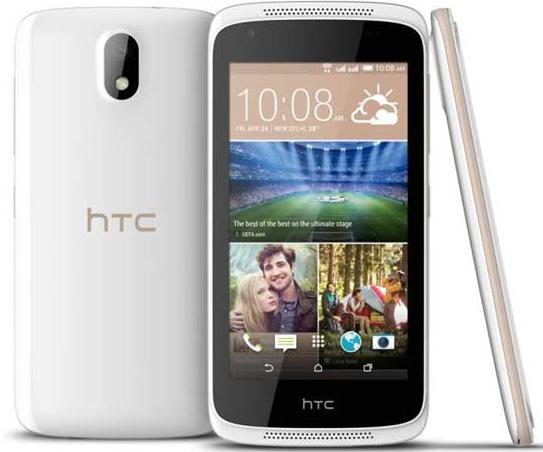 Harga spesifikasi HTC Desire 326G Dual SIM terbaru 2015