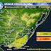 AVISO. Ventoso, rachas fuertes en el SE y E (Mar 29/9)