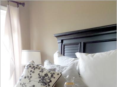 Plain Jane Bedroom...