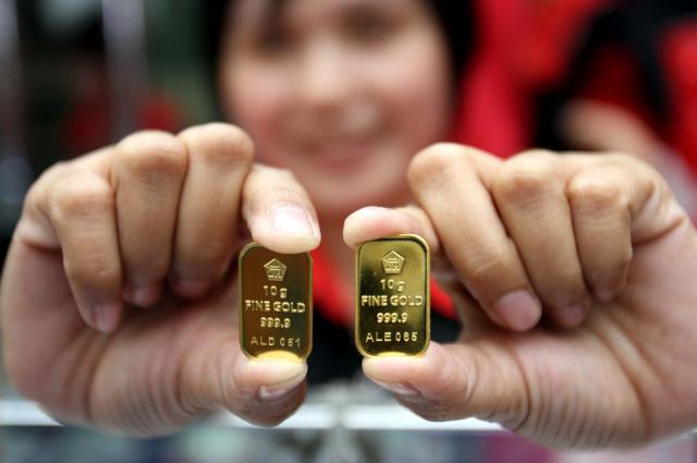 Forex emas hari ini