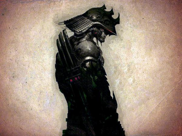 Samurái Oscuro