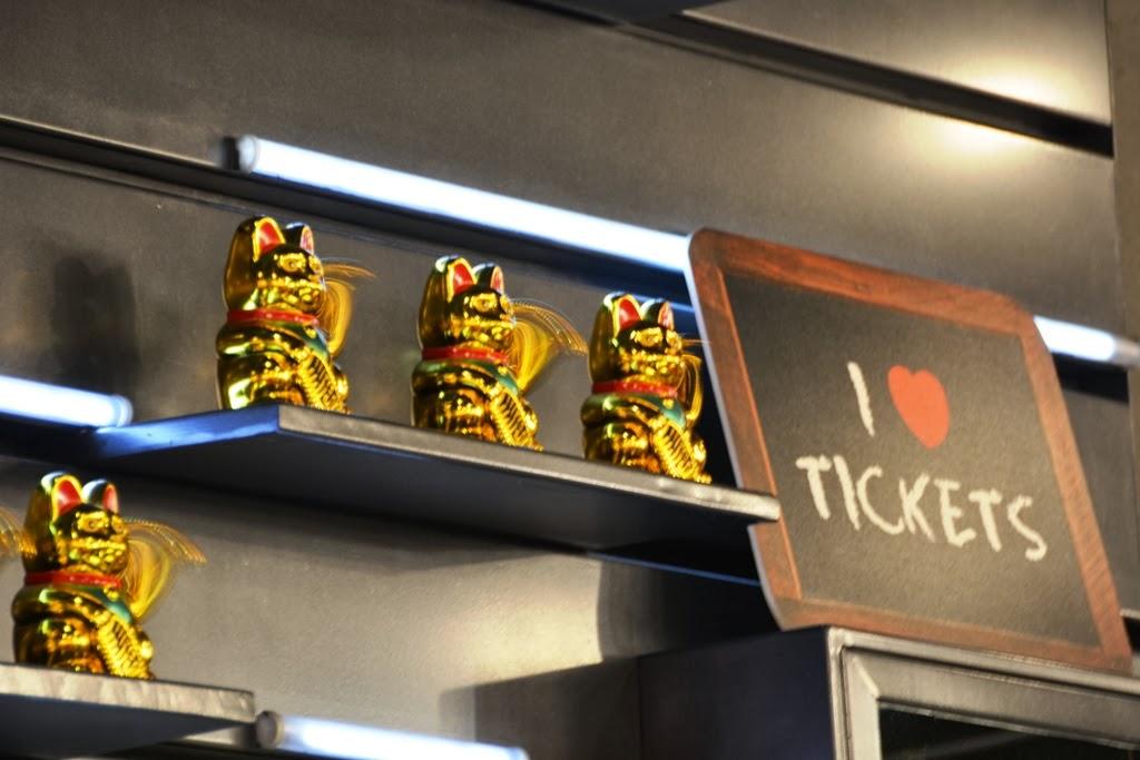 Restaruant Tickets Barcelona