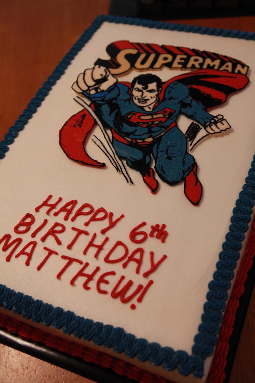 The Cake Box Girls Superhero Cakes