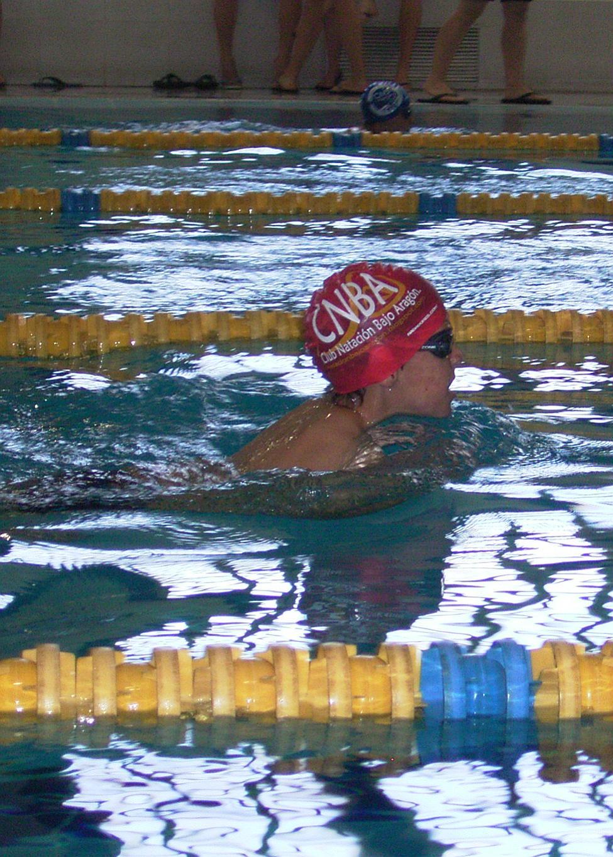 Club nataci n bajo arag n 05 13 for Piscina climatizada teruel