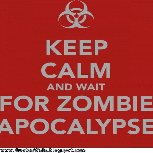 Zombie Quotes. QuotesGram