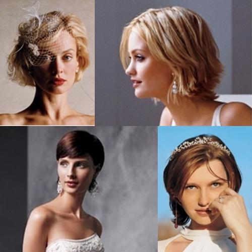 hårpynt til kort hår