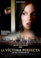 Cartel de la película La víctima perfecta