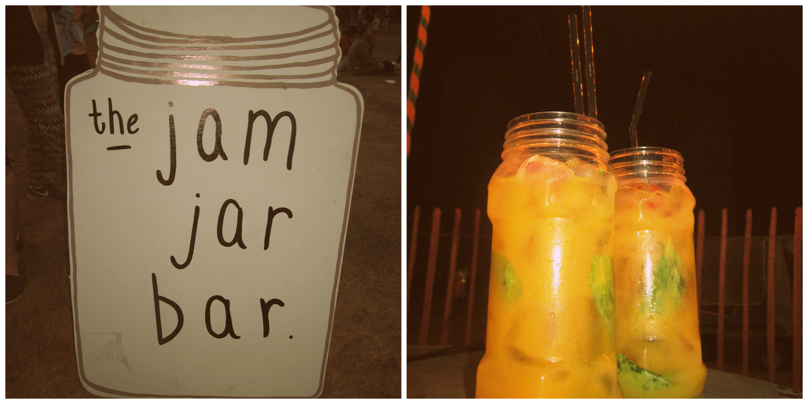 Camp Bestival 2014 - The Jam Jar Bar {Saturday} // 76sunflowers