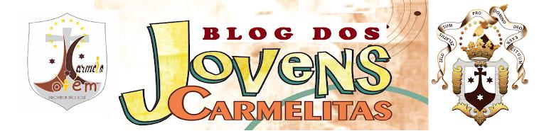 Blog Carmelo Jovem Província São José