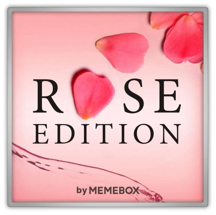 Memebox Special #48 Rose Edition 미미박스 Commercial
