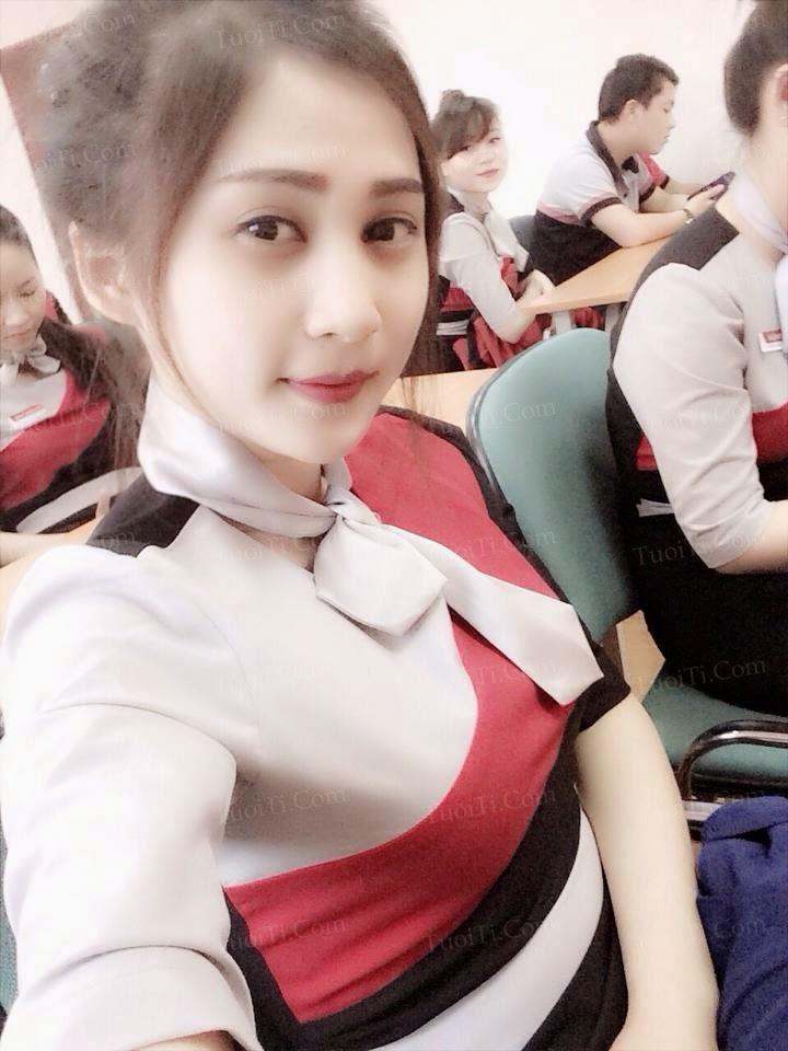 gái xinh Nguyễn Nhi da trắng sexy 10
