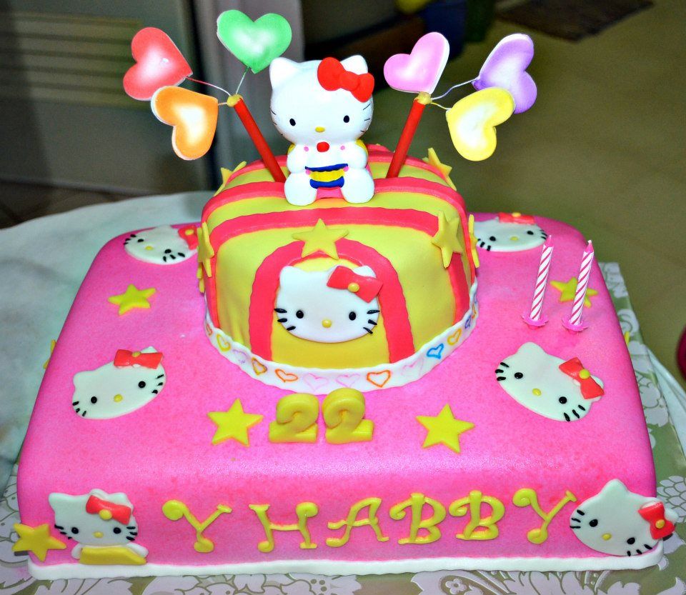 hello kitty JnyJ jneej cakes