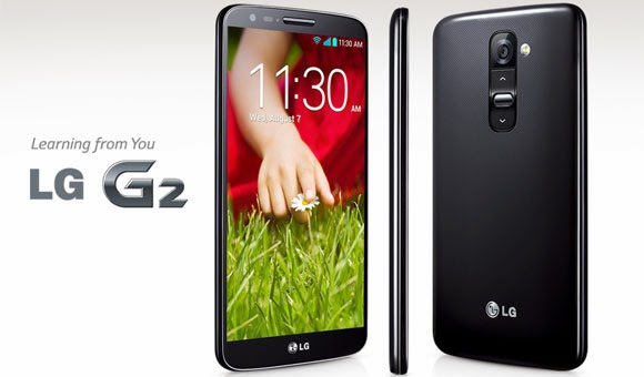 LG G2 with OIS