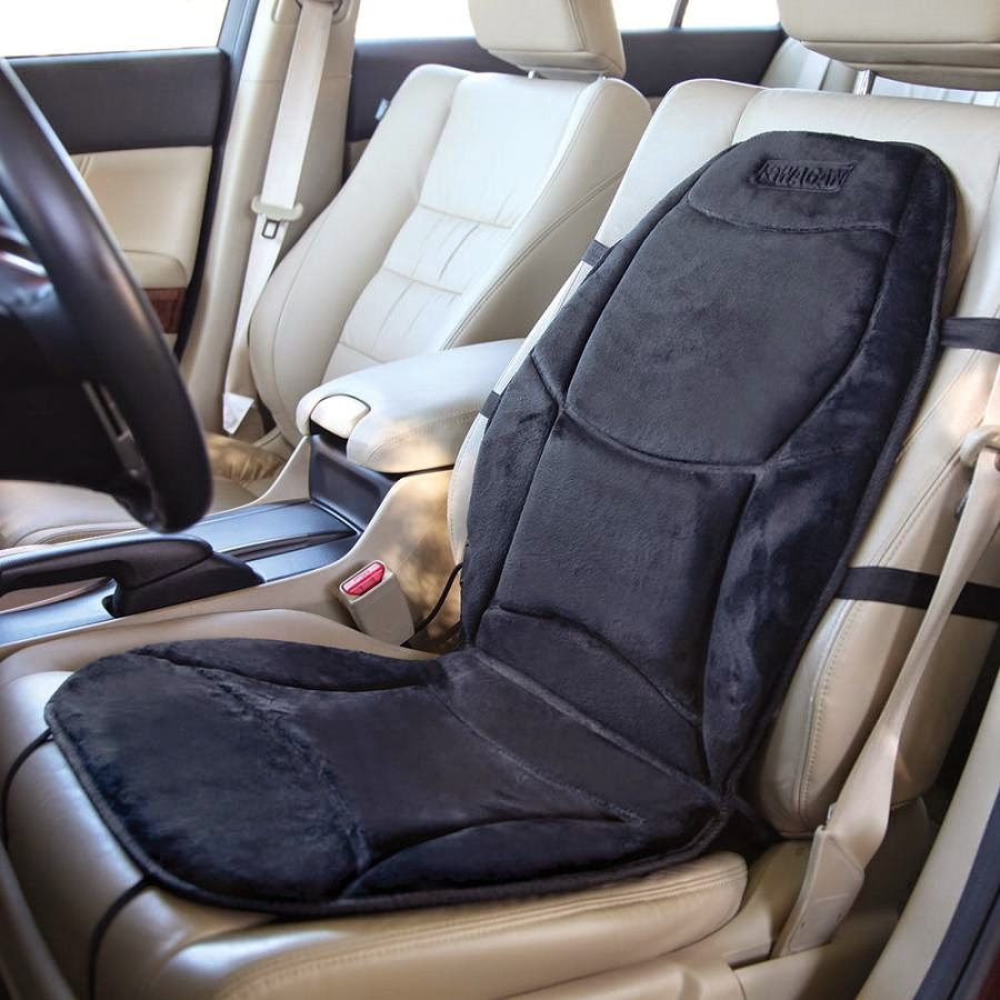 Car Seat Cushions To Flatten Scalloped Seats