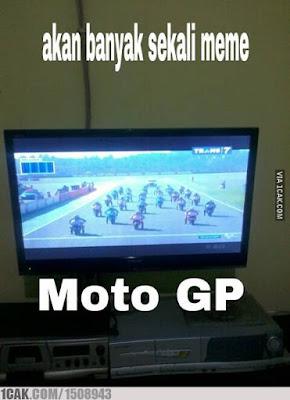Meme Super Lucu MotoGP (Lorrenzo, Marquez dan Rossi)