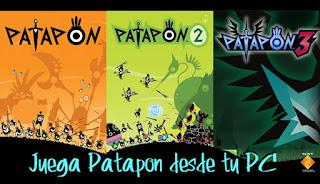 jugar patapon online